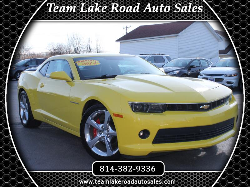Chevrolet Camaro 2dr Coupe RS 2014