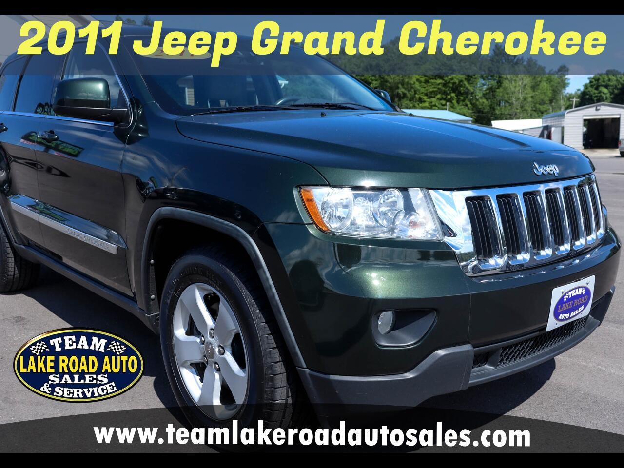 Jeep Grand Cherokee 4WD 4dr Laredo 2011