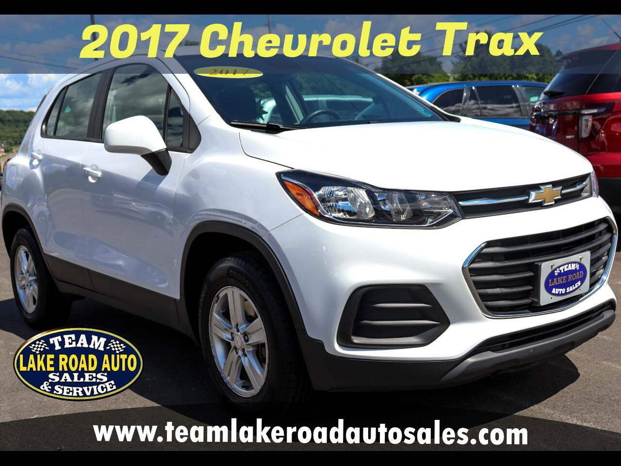 Chevrolet Trax AWD 4dr LS 2017