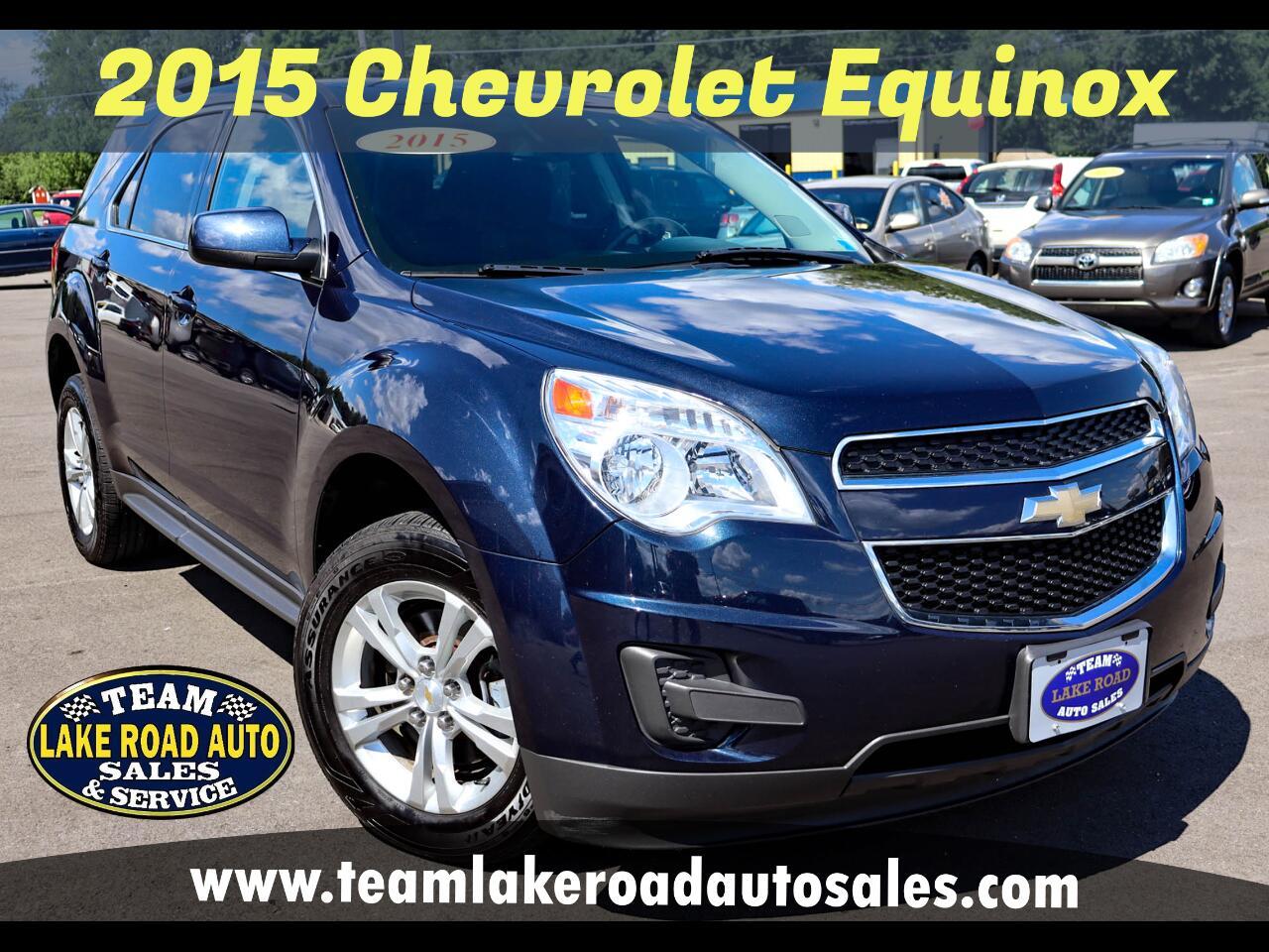Chevrolet Equinox AWD 4dr LT w/1LT 2015
