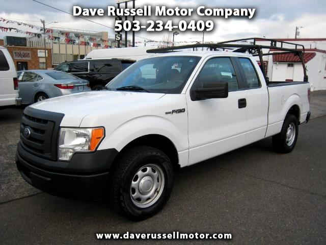 2010 Ford F-150 XL Super Cab Pickup Truck