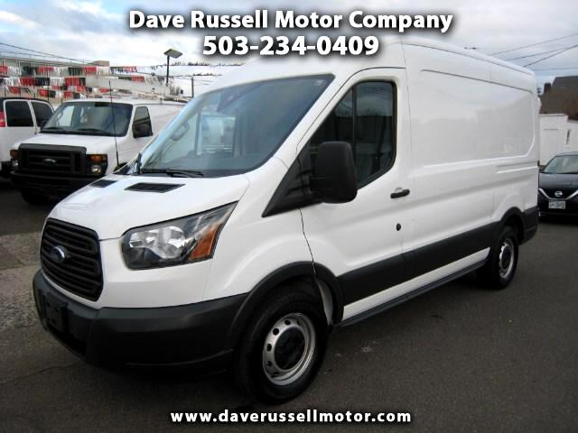 2017 Ford Transit T-150 Medium Roof Cargo Van 130-in. WB