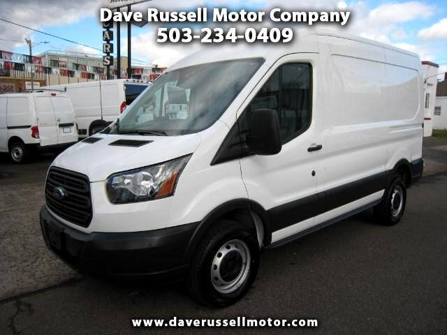 2017 Ford Transit T-250 Medium Roof Cargo Van 130-in. WB