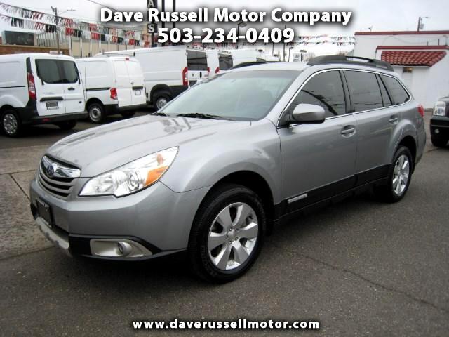 2011 Subaru Outback 3.6R Limited