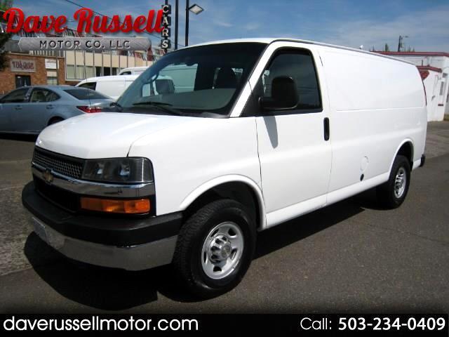2013 Chevrolet Express G3500 Cargo Van