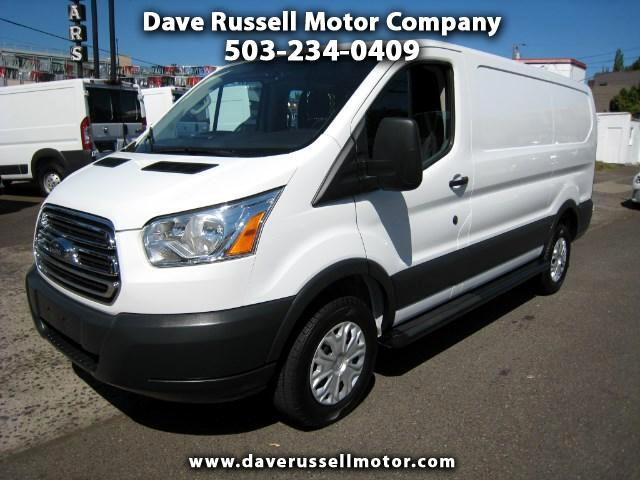 2017 Ford Transit T-250 Low Roof Cargo Van 130-in. WB