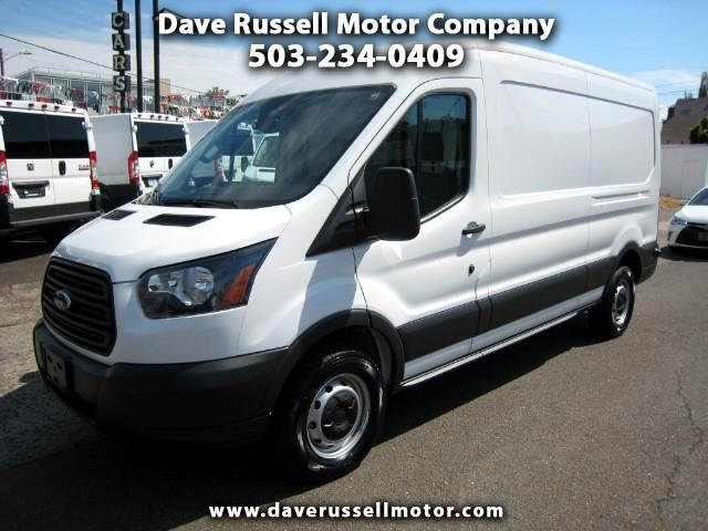 2018 Ford Transit T-250 Medium Roof Extended Cargo Van 148-in. WB