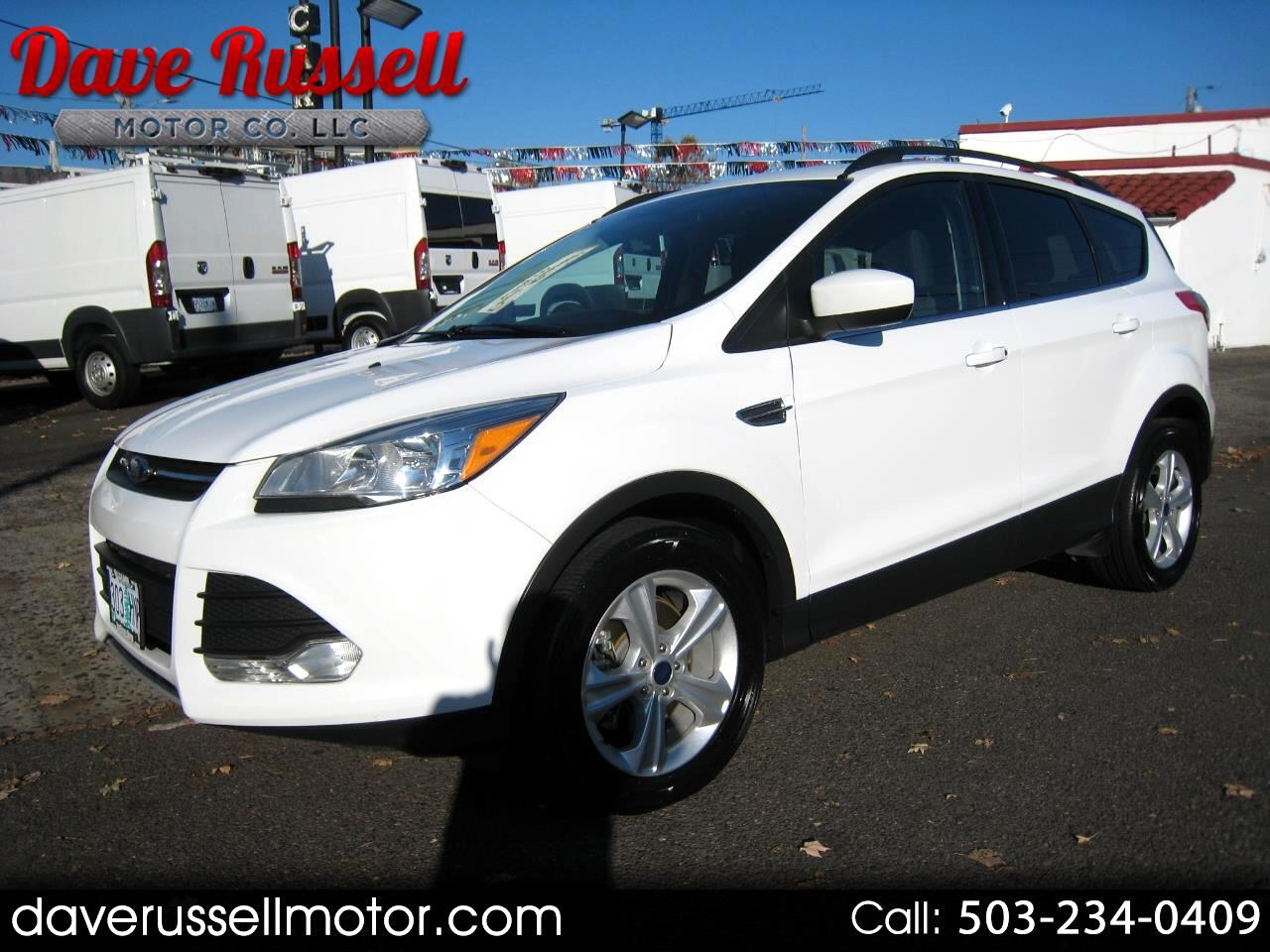 2015 Ford Escape SE 4WD SUV