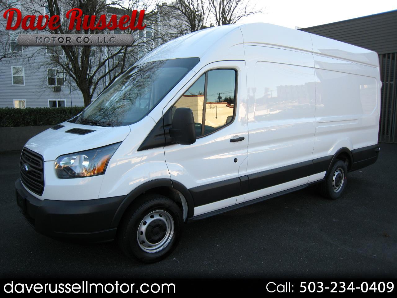 2018 Ford Transit T-250 High Roof Super Extended Cargo Van 148-in. W