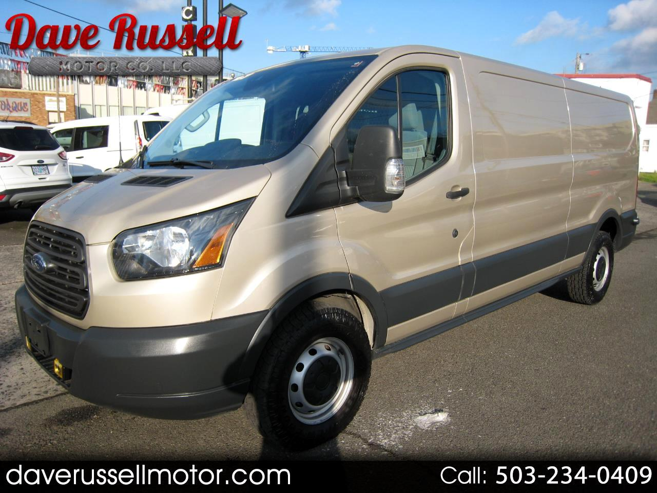 2015 Ford Transit T-250 Low Roof Extended Cargo Van 148-in. WB
