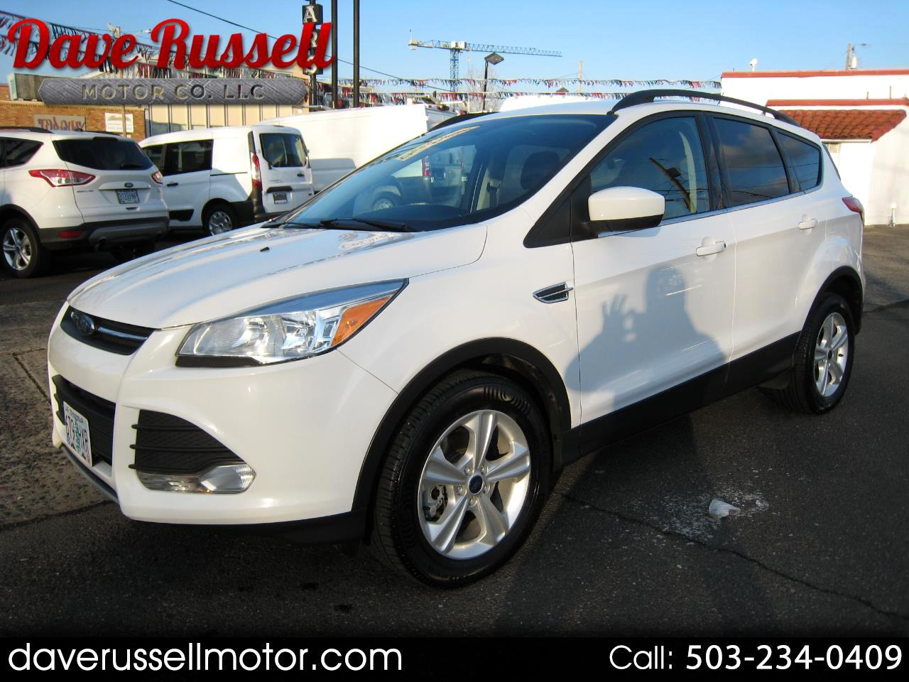 2016 Ford Escape SE 4WD SUV
