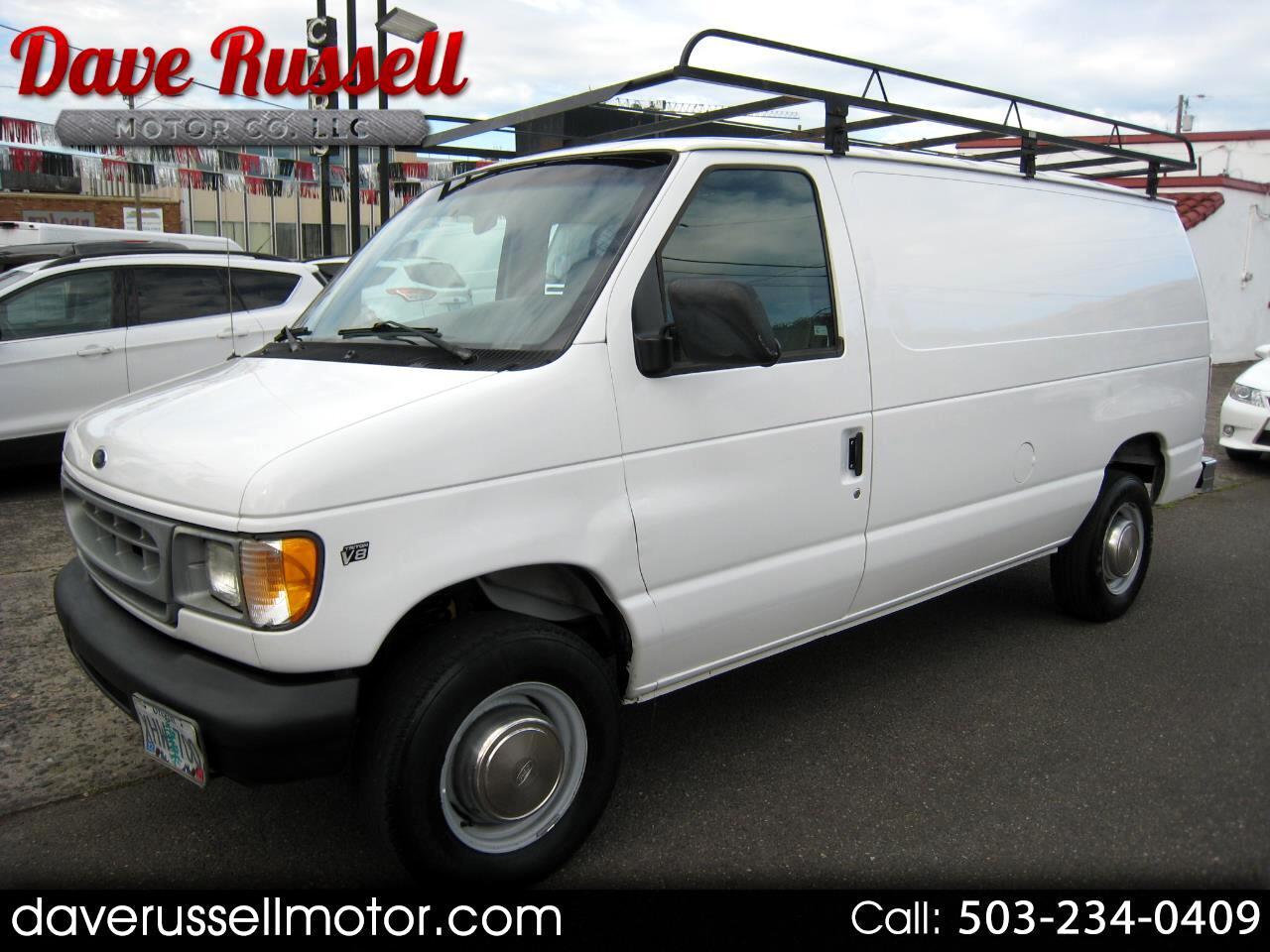 2000 Ford Econoline E-250 Cargo Van