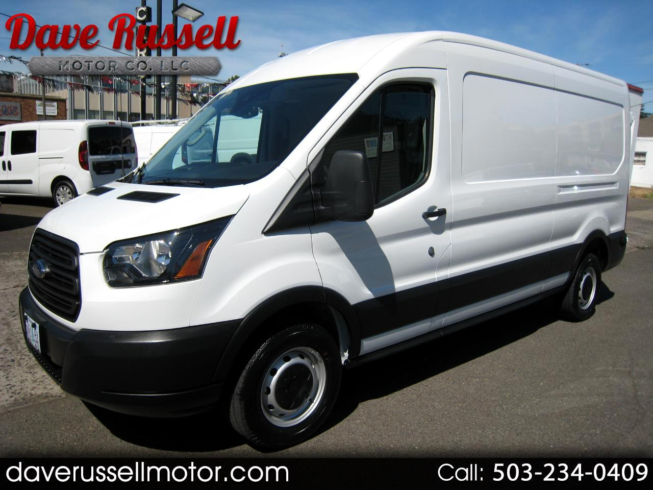 2019 Ford Transit T-250 Medium Roof Extended Cargo Van 148-in. WB