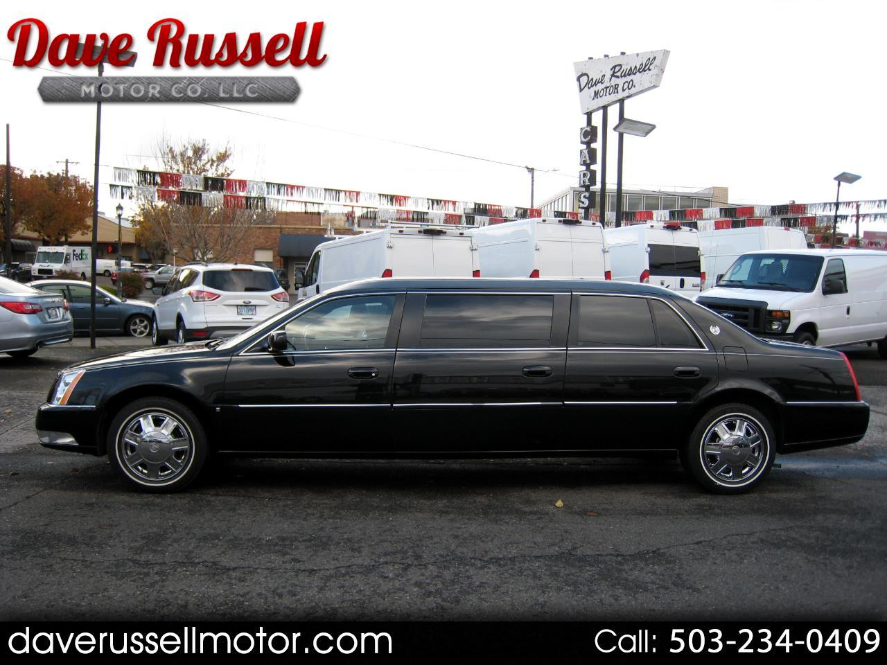 2006 Cadillac Krystal Koach DTS Professional Chassis S&S Coach Funeral Limo