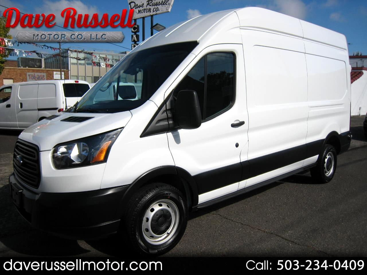 2019 Ford Transit T-250 High Roof Extended Cargo Van 148-in. WB
