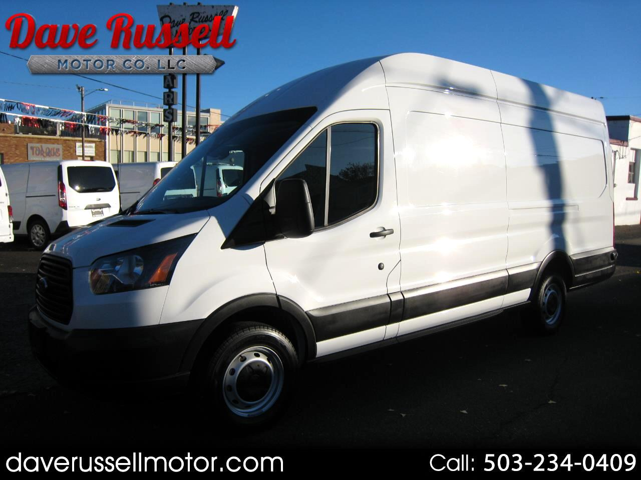 2019 Ford Transit T-250 High Roof Super Extended Cargo Van 148-in. W