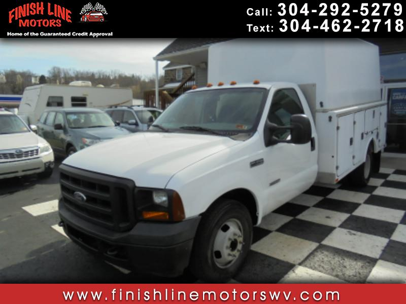 Ford F-350 SD XL DRW 2WD 2007