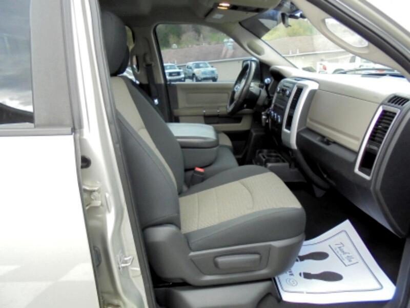 2010 RAM 1500 SLT Quad Cab 4WD