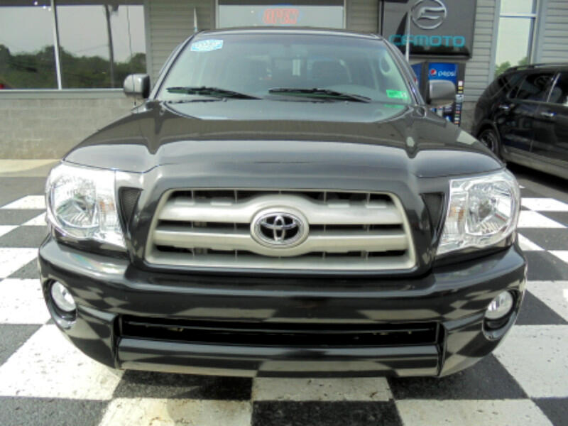Used 2009 Toyota Tacoma Double Cab V6 4wd For Sale In