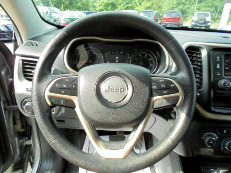 2015 Jeep Cherokee Sport 4WD