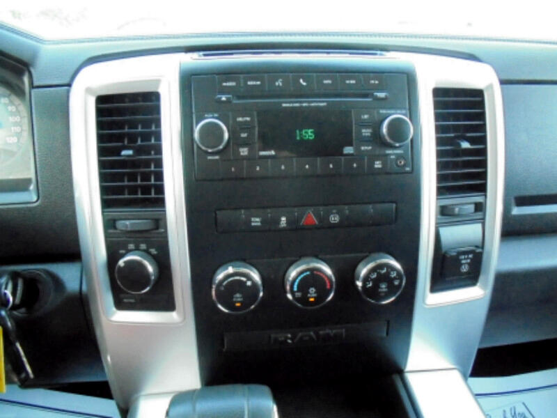 2012 RAM 1500 Sport Quad Cab 4WD