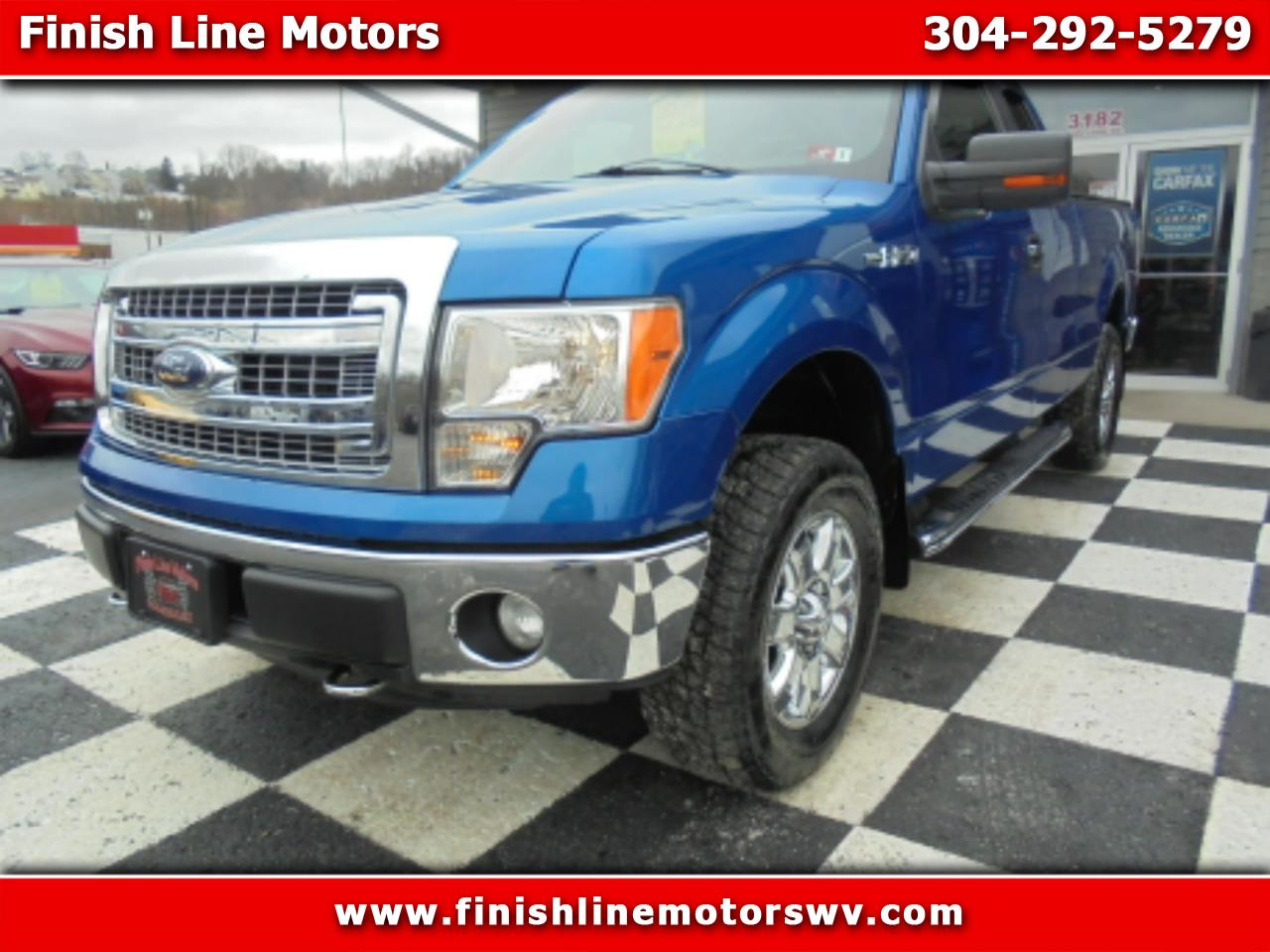 Ford F-150 XLT SuperCab 6.5-ft. Bed 4WD 2014