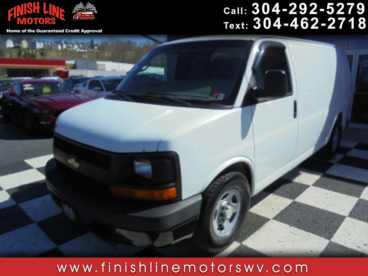 Chevrolet Express 1500 AWD Cargo 2008