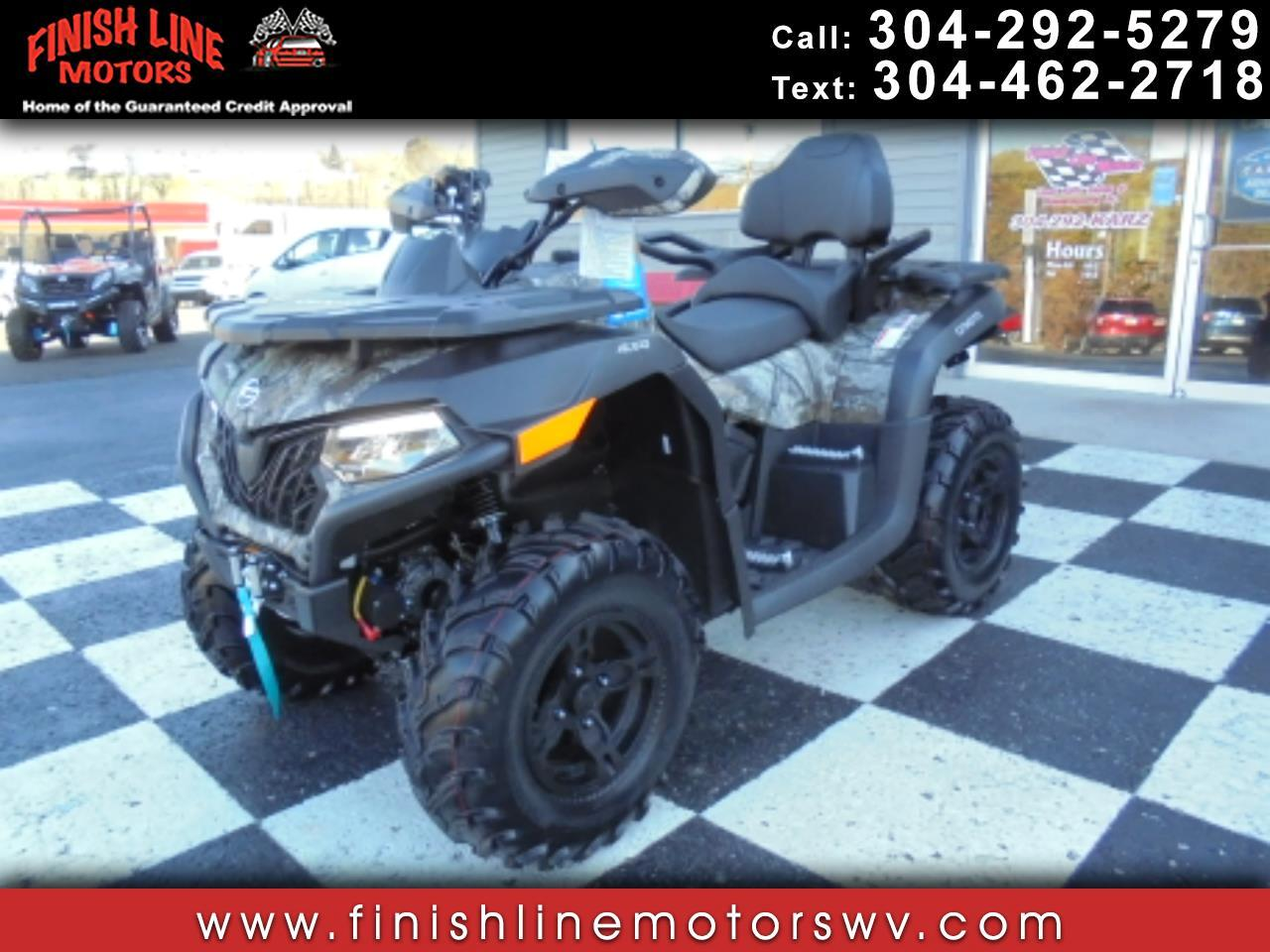 CFMOTO CForce 600 Touring  2021