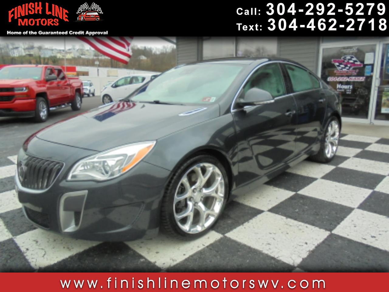 Buick Regal 4dr Sdn GS AWD 2014
