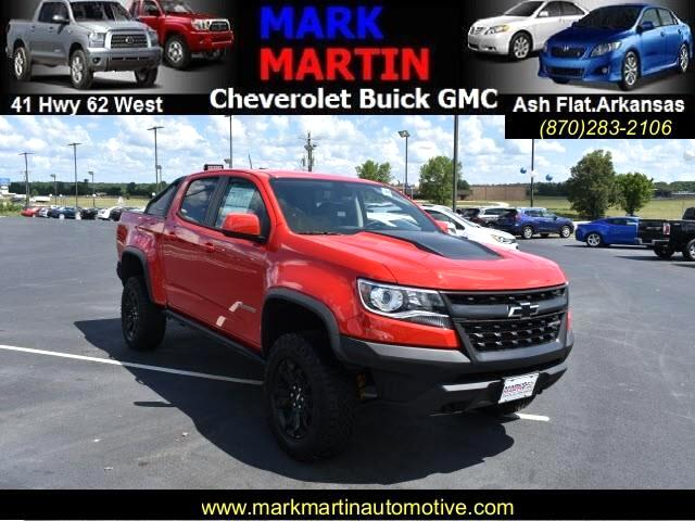 2018 Chevrolet Colorado ZR2 Crew Cab 4WD Short Box