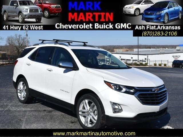 2019 Chevrolet Equinox Premier 2.0 AWD