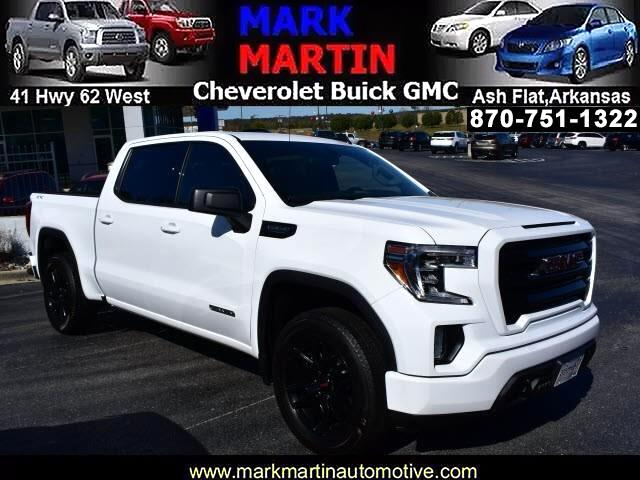 GMC Sierra 1500 Elevation Crew Cab 4WD 2020