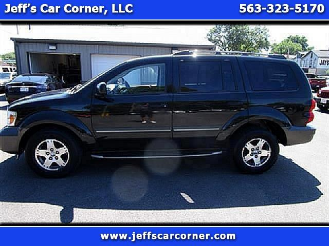 2008 Dodge Durango Adventurer Model 4WD