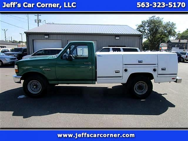 1997 Ford F-250 XL HD Reg. Cab 2WD