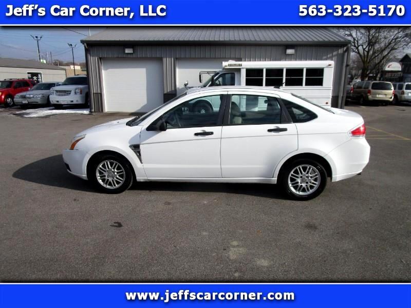 2008 Ford Focus SE Sedan