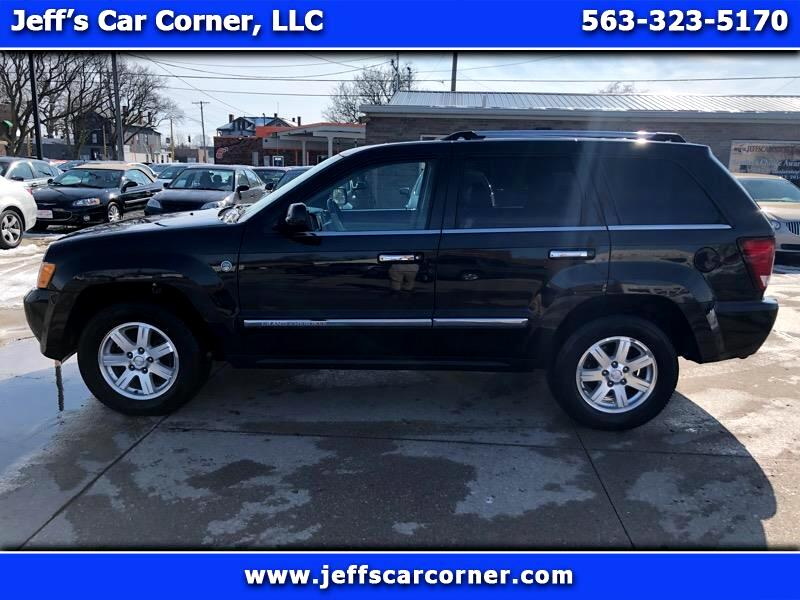 2010 Jeep Grand Cherokee Limited 4WD