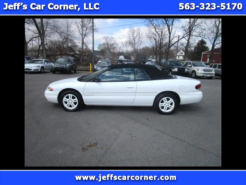1997 Chrysler Sebring JXi