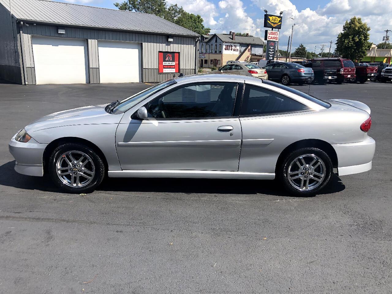 2005 Chevrolet Cavalier LS Sport Coupe