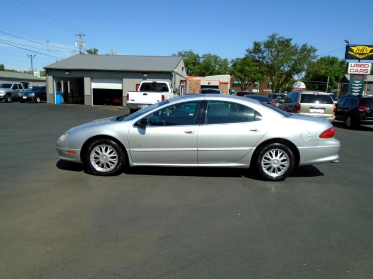 2001 Chrysler LHS Sedan