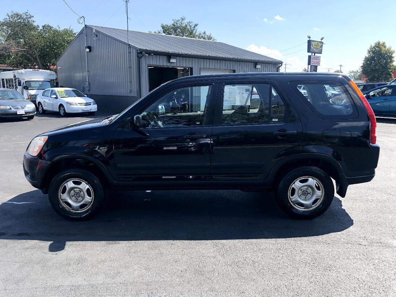 2003 Honda CR-V LX 4WD 4-spd AT