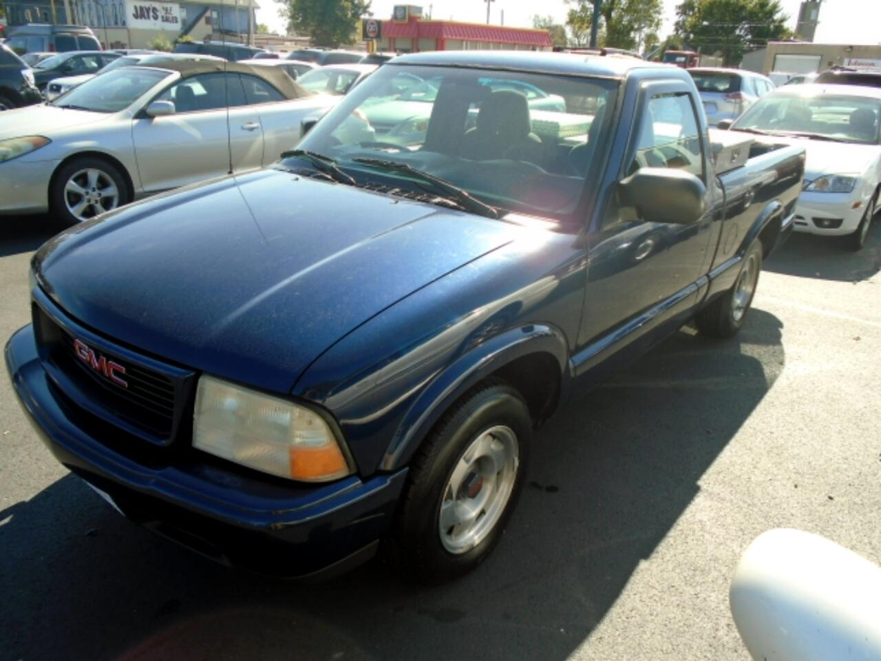 2001 GMC Sonoma SL Long Bed 2WD