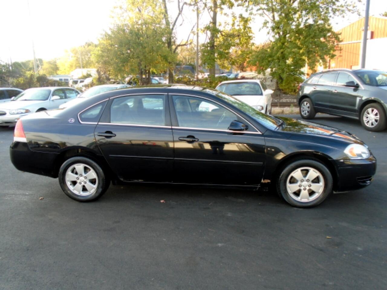 Chevrolet Impala LT1 3.5L 2007