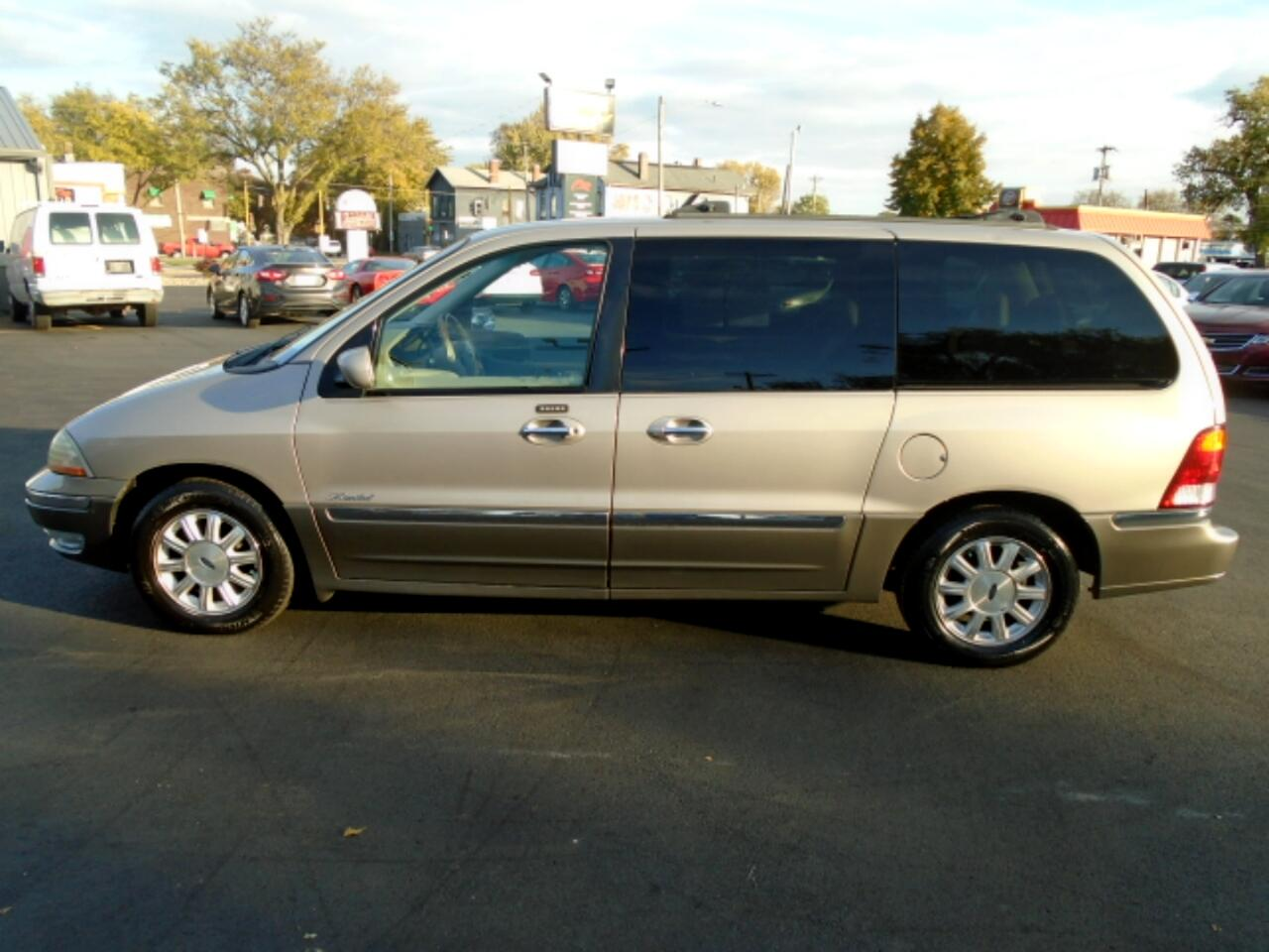 Ford Windstar Limited 2002