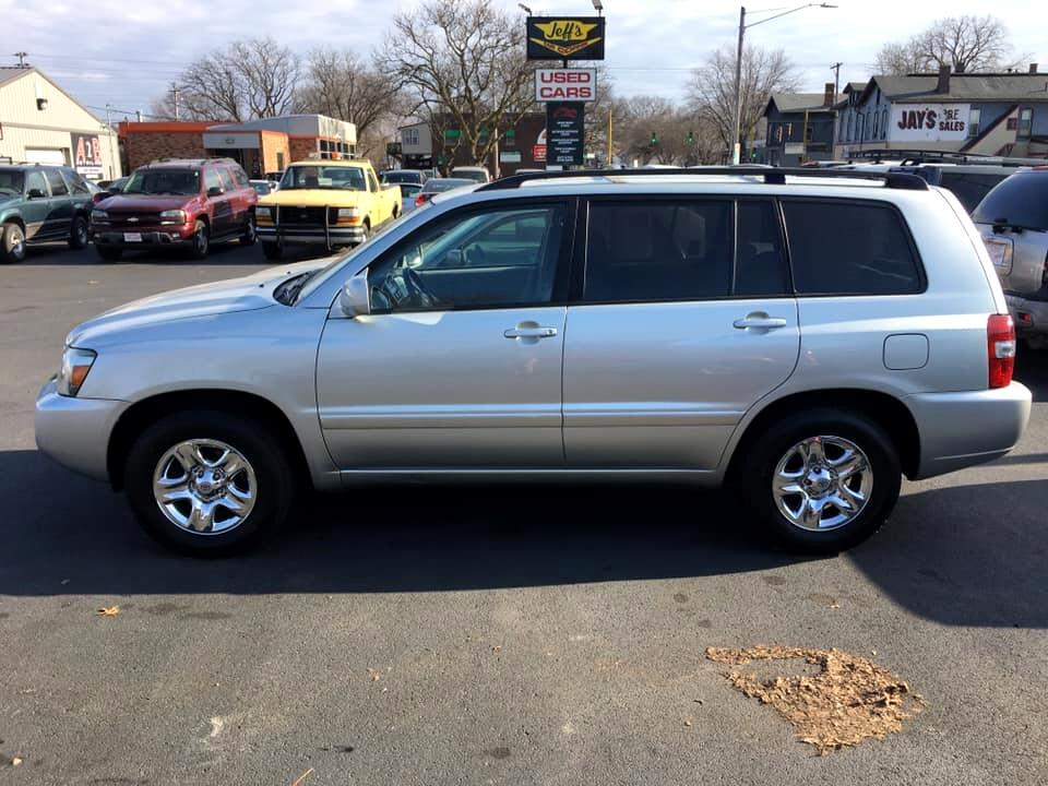 Toyota Highlander 2WD with 3rd-Row Seat 2005