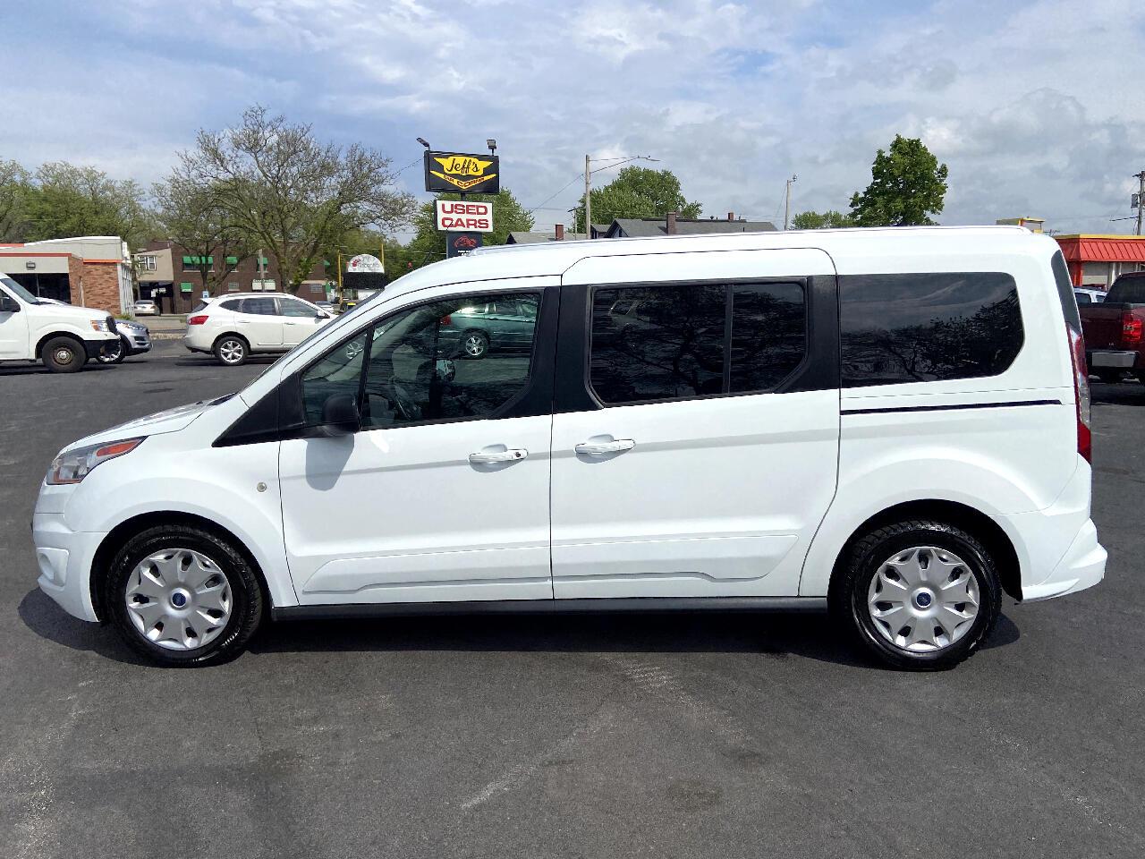 Ford Transit Connect Wagon XLT w/Rear Liftgate LWB 2018