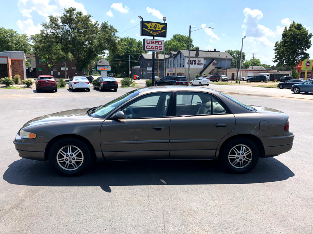 used 2002 buick regal ls for sale in davenport ia 52802 jeff s car corner used 2002 buick regal ls for sale in
