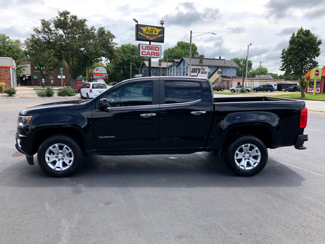 Chevrolet Colorado LT Crew Cab 2WD Short Box 2016