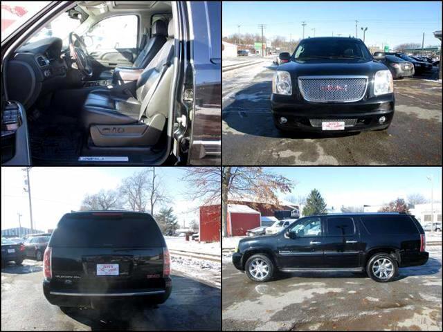 2008 GMC Yukon Denali 1500 Wagon Denali