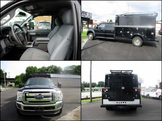 2014 Ford F-450 SD Crew Cab DRW 2WD