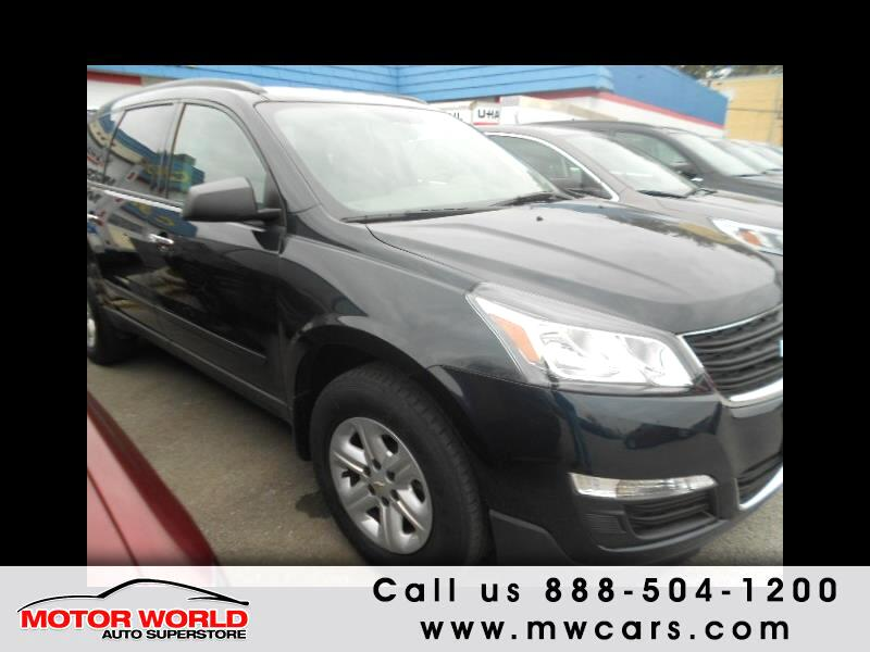 Chevrolet Traverse LS FWD w/PDC 2017
